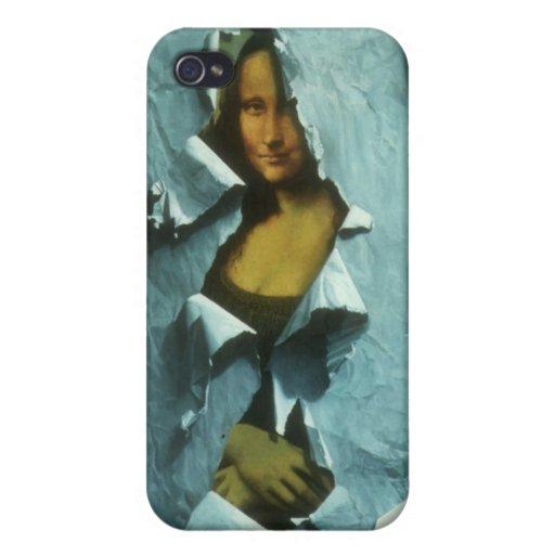 Mona Lisa iPhone 4/4S Cover