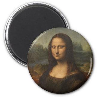 Mona Lisa (La Gioconda) Magnet