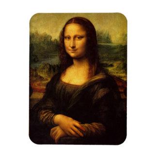 Mona Lisa ... Leonardo da Vinci ~ 1503-1517 Magnet