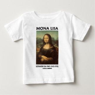 Mona Lisa (Leonardo da Vinci) Baby T-Shirt