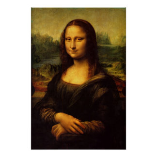 Mona Lisa (Perfect Quality) Poster