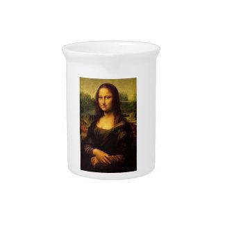 Mona Lisa Pitcher
