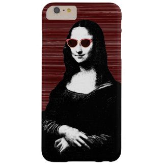 mona lisa pop art barely there iPhone 6 plus case