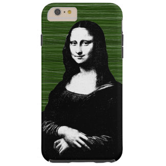 mona lisa pop art tough iPhone 6 plus case