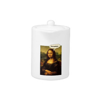 Mona Lisa Porcupines