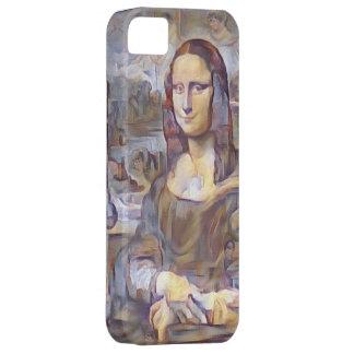 Mona Lisa Reinterpretation iPhone 5 Case