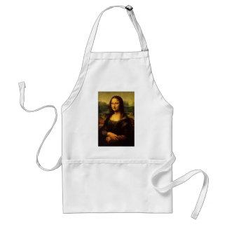Mona Lisa Standard Apron