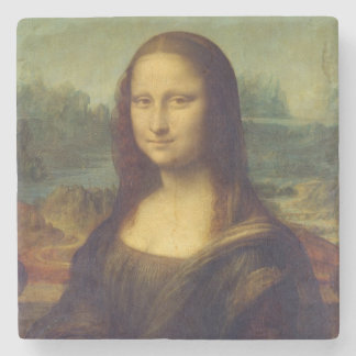 Mona Lisa Stone Coaster