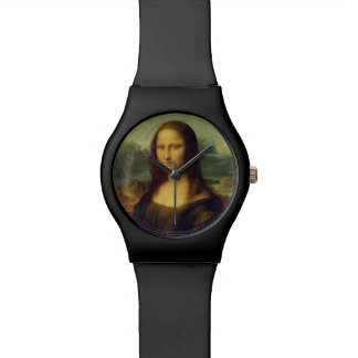 Mona Lisa Watch