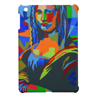 Mona Lisa Wpap iPad Mini Cover