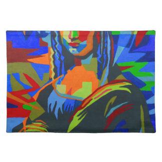 Mona Lisa Wpap Placemat