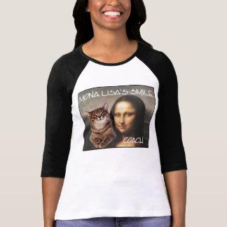 Mona Lisa's  Smile Coach T-Shirt