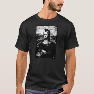 Mona Mohawk Black T-Shirt