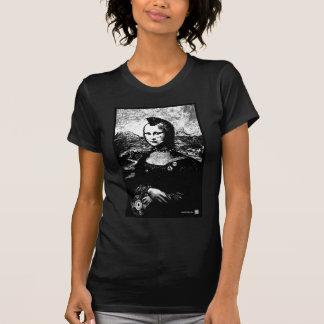 Mona Mohawk Wm Black T-Shirt