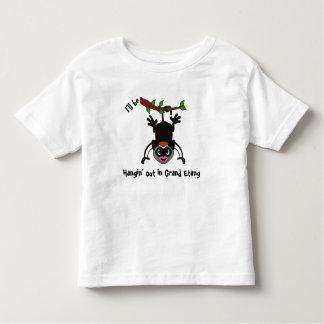 Mona Monkey Kids T-shirt