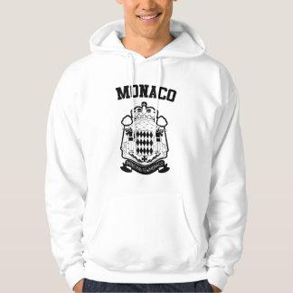 Monaco Coat of Arms Hoodie