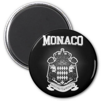 Monaco Coat of Arms Magnet
