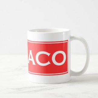 Monaco Coffee Mug