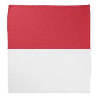 Monaco Flag Do-rag