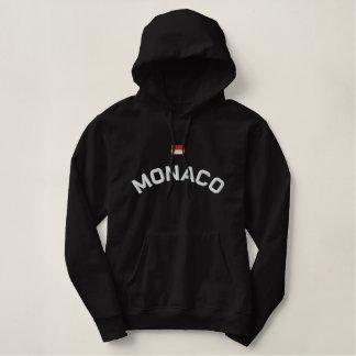 Monaco Flag Hoodie