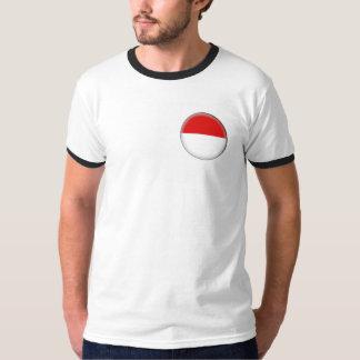Monaco Flag T-Shirt