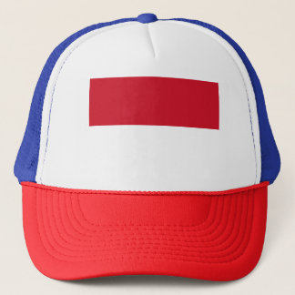 Monaco Flag Trucker Hat