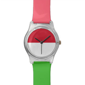 Monaco Flag Watch