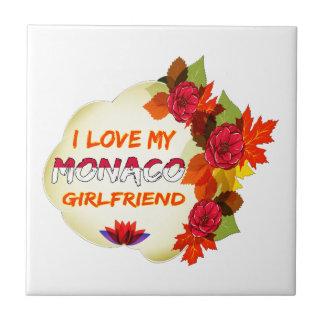 Monaco Girlfriend Designs Tiles