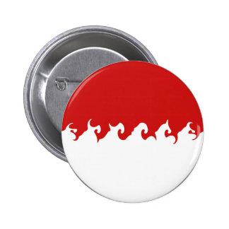 Monaco Gnarly Flag Pin
