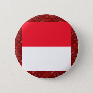 Monaco High quality Flag 2 Inch Round Button