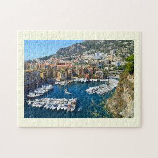 Monaco Jigsaw Puzzle