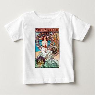 Monaco Monte Carlo Baby T-Shirt