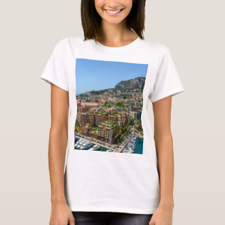 Monaco Monte Carlo Photograph T-Shirt