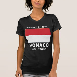 Monaco Passion W T-Shirt