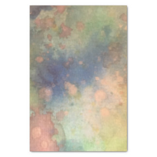 Monaco Watercolor Tissue Paper