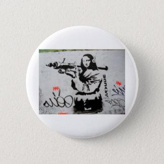 monaLisa 2 Inch Round Button