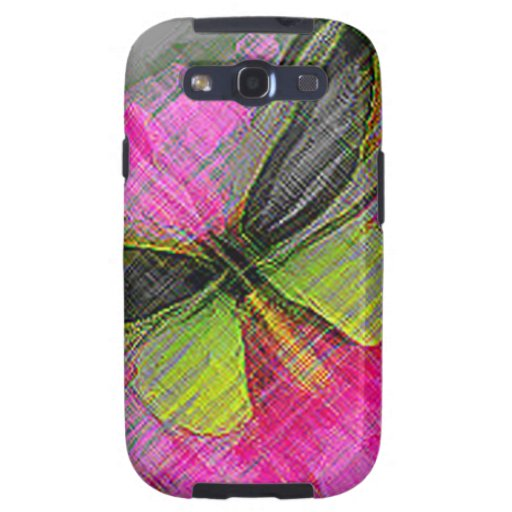 Monarch Butterflies Galaxy S3 Case