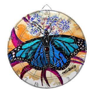 Monarch Butterflies Dartboard