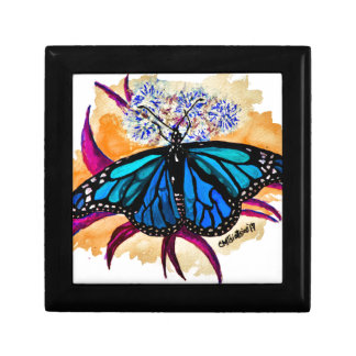 Monarch Butterflies Gift Box