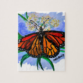 Monarch butterflies jigsaw puzzle