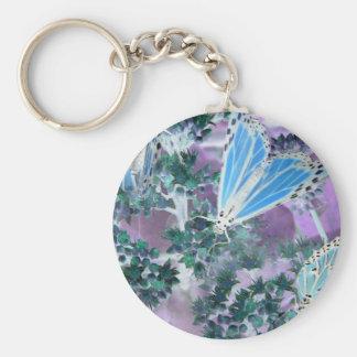 Monarch Butterflies Keychain