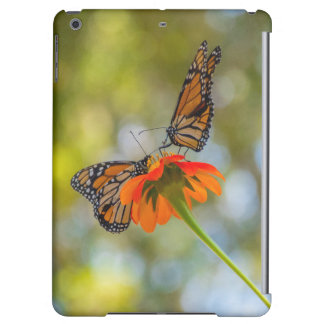 Monarch Butterflies on Wildflowers iPad Air Cases