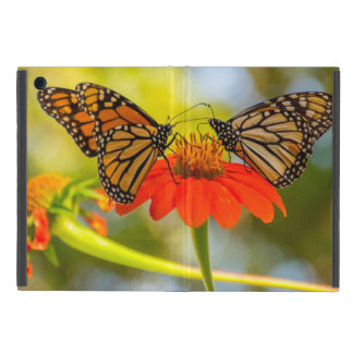 Monarch Butterflies on Wildflowers iPad Mini Cover