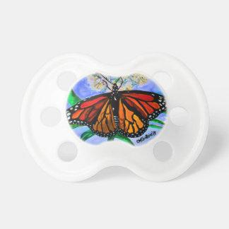 Monarch butterflies pacifier