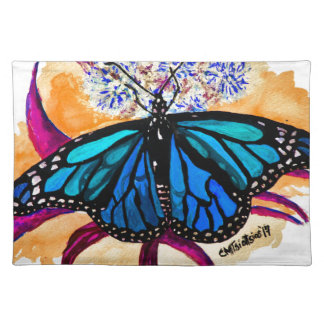 Monarch Butterflies Placemat