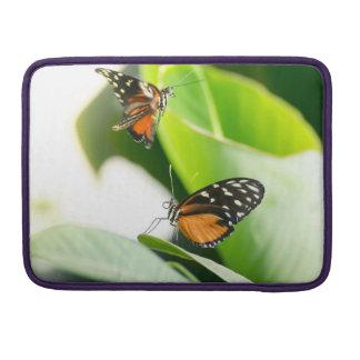 Monarch butterflies sleeve for MacBook pro