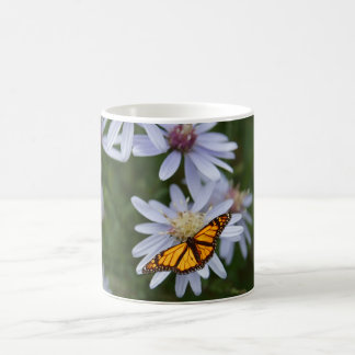 Monarch Butterfly 11oz Classic White Mug