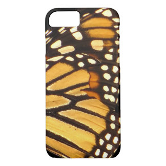 Monarch Butterfly Abstract iPhone 7 Case