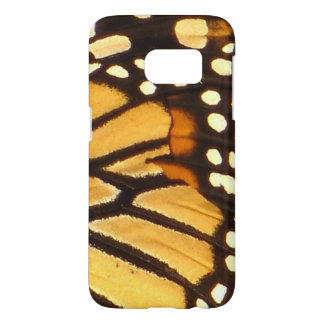 Monarch Butterfly Abstract Samsung Galaxy S7 Case
