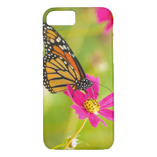 Monarch butterfly Apple iPhone 7 Case